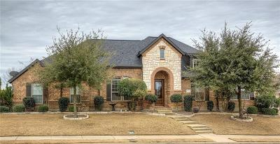 Rockwall Single Family Home For Sale: 3025 Wimberley Lane