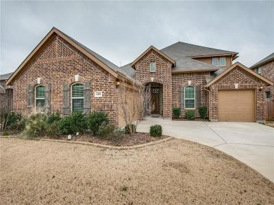 Rowlett Single Family Home Active Option Contract: 6408 Teresa Lane