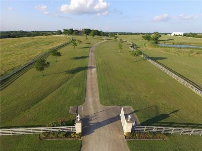 Rockwall Farm & Ranch For Sale: 1221-B McDonald Road