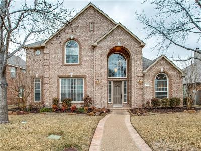 Rockwall Single Family Home For Sale: 1920 Hillcroft Drive