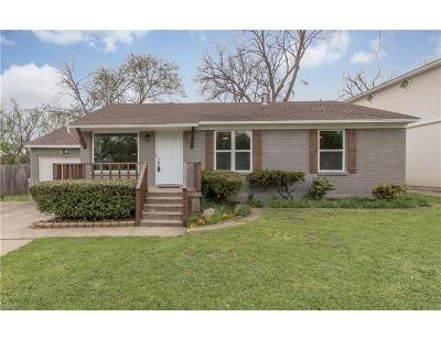 Dallas Single Family Home For Sale: 4041 Beechwood Lane