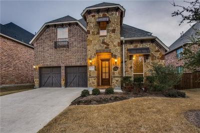 Frisco Single Family Home Active Option Contract: 5739 Dashingly Drive
