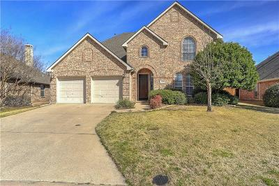 McKinney Single Family Home For Sale: 7808 Whippoorwill Drive
