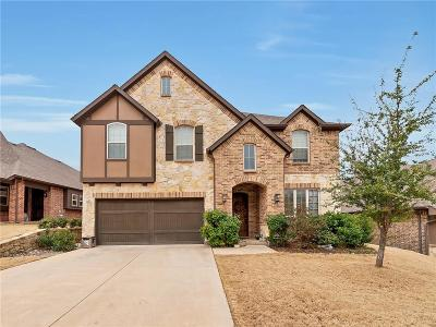 Fort Worth Single Family Home For Sale: 7344 Brightwater Road