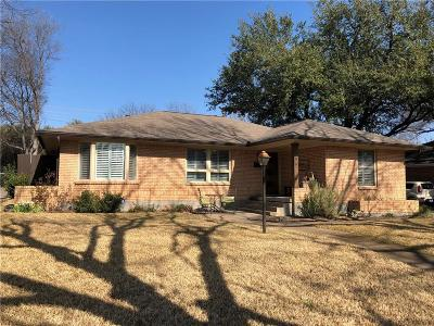Dallas Single Family Home For Sale: 6275 Saratoga Circle
