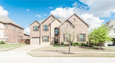 Frisco Single Family Home For Sale: 5146 Hunting Dog Lane