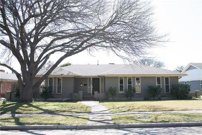Dallas Single Family Home For Sale: 7660 La Bolsa Drive