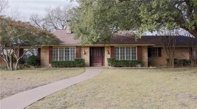 Dallas Single Family Home For Sale: 13417 Forestway Drive