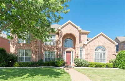 Plano Single Family Home For Sale: 8021 Shady Lane