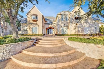 Irving Single Family Home For Sale: 1901 Cottonwood Valley Circle S
