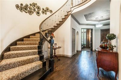 Lewisville Single Family Home For Sale: 2254 Magic Mantle Drive