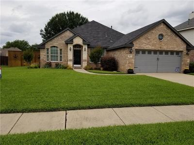 Corinth TX Single Family Home For Sale: $299,900