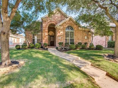 Frisco Single Family Home Active Option Contract: 2850 Doe Creek Trail