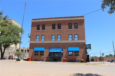 Breckenridge Commercial For Sale: 100 E Williams Street