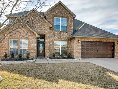 North Richland Hills Single Family Home Active Option Contract: 8413 Emerald Circle