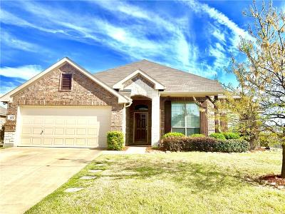 Crandall, Combine Single Family Home For Sale: 105 Hillcrest Way