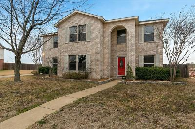 Rockwall Single Family Home For Sale: 1406 Hickory Creek Lane