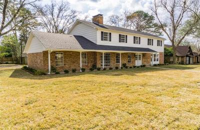 Tyler Single Family Home For Sale: 1309 Kingspark Drive