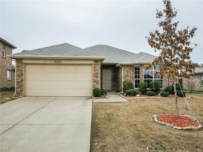Royse City, Union Valley Single Family Home Active Option Contract: 3424 Spruce Street
