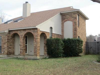 Coppell Residential Lease For Lease: 565 Parkway Boulevard