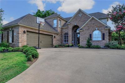 Sherman Single Family Home For Sale: 2625 Fair Oaks Circle