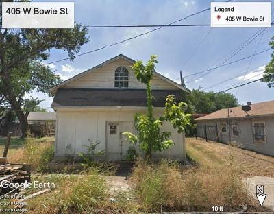 Fort Worth Single Family Home For Sale: 405 W Bowie Street