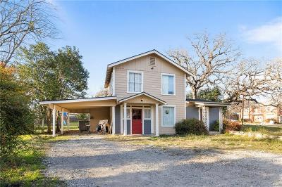 Brownwood Single Family Home For Sale: 1807 Vincent Street