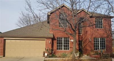 Fort Worth Single Family Home For Sale: 5225 Rush Creek Court