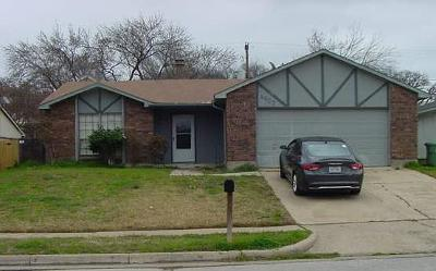 Arlington Single Family Home For Sale: 4607 Greenfield Drive