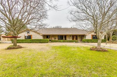 Cleburne Single Family Home For Sale: 1436 Lakeview Court