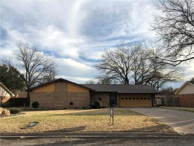 Young County Single Family Home For Sale: 1009 W Edwards