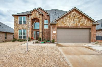 Royse City Single Family Home For Sale: 3012 Oak Crest Drive