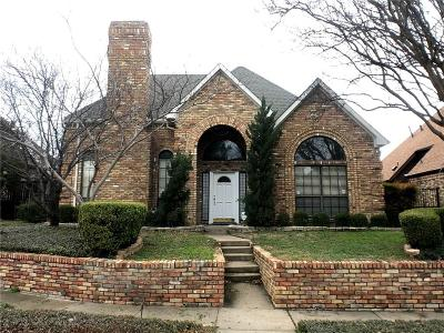 Richardson Single Family Home For Sale: 2004 Village Green