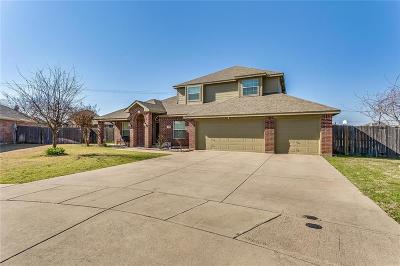 Crowley Single Family Home For Sale: 412 Hummingbird Trail