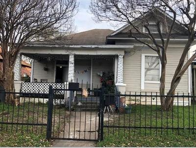 Dallas Single Family Home For Sale: 520 W 7th Street