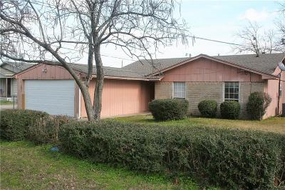 Terrell Single Family Home For Sale: 1003 S Catherine Street