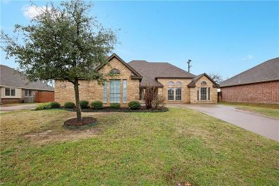 Midlothian Single Family Home For Sale: 1105 Willow Crest Drive