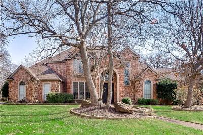 Southlake Single Family Home For Sale: 501 Fox Glen