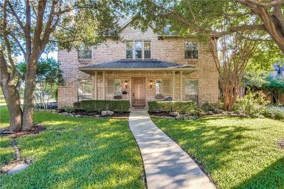Farmers Branch Single Family Home For Sale: 2644 Dixiana Drive