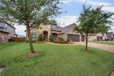 Forney Single Family Home Active Contingent: 1109 Grayhawk Drive