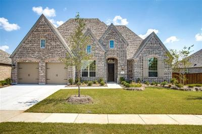 Mckinney Single Family Home For Sale: 7900 Three Forks Trail