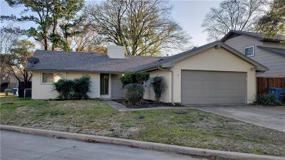 Flower Mound Residential Lease For Lease: 1217 Savannah Court