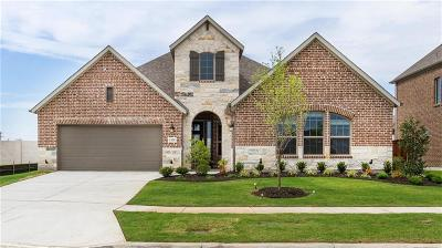 Frisco Single Family Home For Sale: 1324 Brent Knoll Drive