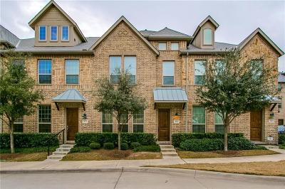 Irving Townhouse Active Option Contract: 538 Reale Drive