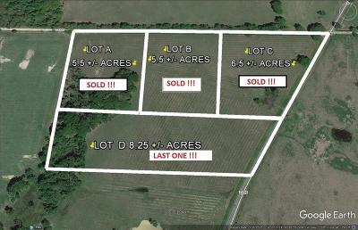 Canton Farm & Ranch For Sale: Lot-D Vz County Road 2303