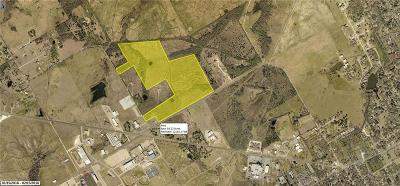 Angus, Barry, Blooming Grove, Chatfield, Corsicana, Dawson, Emhouse, Eureka, Frost, Hubbard, Kerens, Mildred, Navarro, No City, Powell, Purdon, Rice, Richland, Streetman, Wortham Commercial Lots & Land For Sale: 84 Ac Dobbins Crossing
