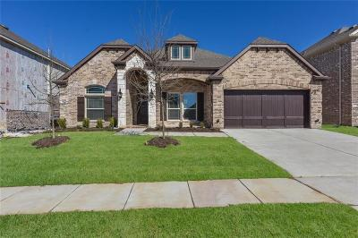 Wylie Single Family Home For Sale: 2321 Whitney Lane