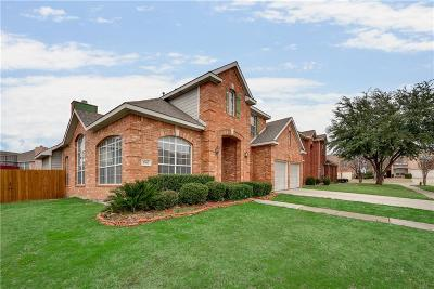 Grand Prairie Single Family Home Active Option Contract: 3307 Rolling Hills Lane