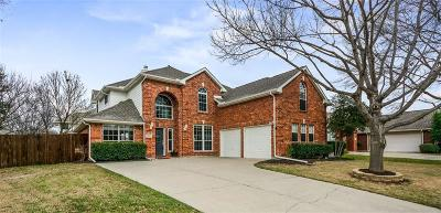 Allen Single Family Home For Sale: 1506 Constellation Drive