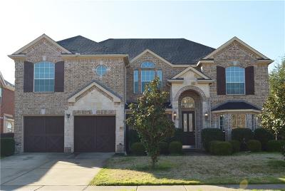 Frisco Single Family Home For Sale: 15201 Bull Run Drive